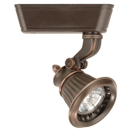 WAC Lighting Wac Lighting Antique Bronze Track Light Head JHT-886L-AB