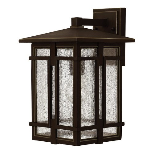 Hinkley Lighting Hinkley Lighting Tucker Oil Rubbed Bronze LED Outdoor Wall Light 1964OZ-LED