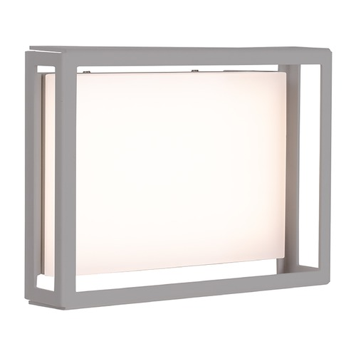 Kuzco Lighting Kuzco Lighting Dynamo Gray LED Outdoor Wall Light EW37203-GY