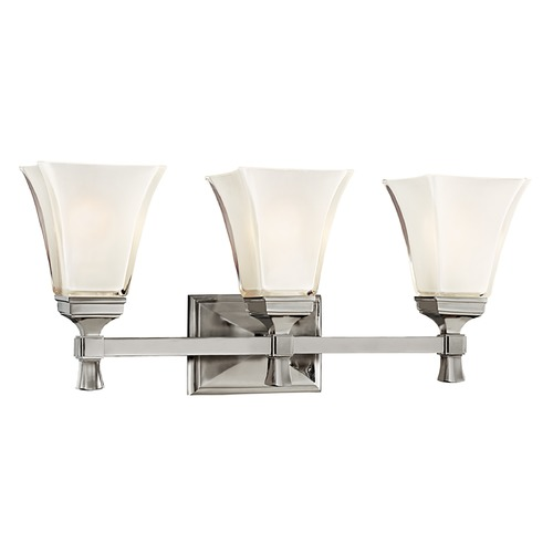 Hudson Valley Lighting Satin Nickel Bathroom Light 1173-SN