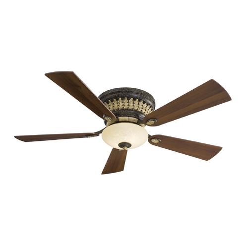 Minka Aire Fans Ceiling Fan with Light in Golden Bronze Finish F544-GBZ