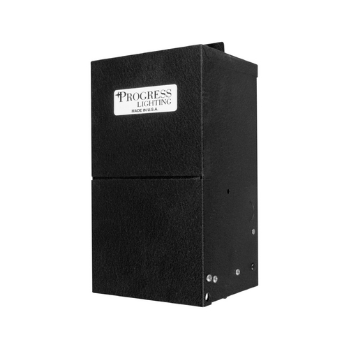 Progress Lighting Progress Undercabinet Transformer in Black Finish P8655-31