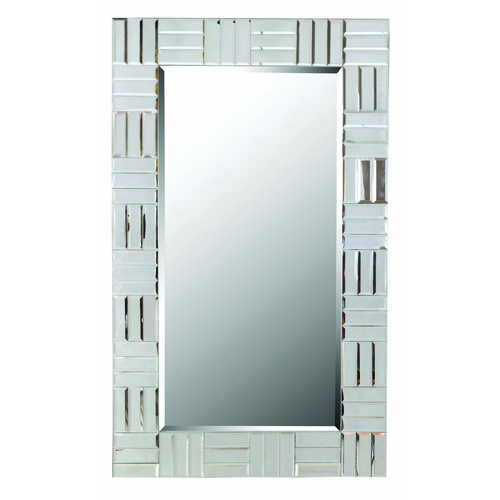 Kenroy Home Lighting Sparkle 28-Inch Mirror 61013