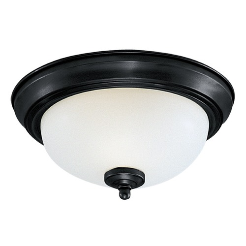 Sea Gull Lighting Sea Gull Lighting Ceiling Flush Mount Heirloom Bronze LED Flushmount Light 7716591S-782