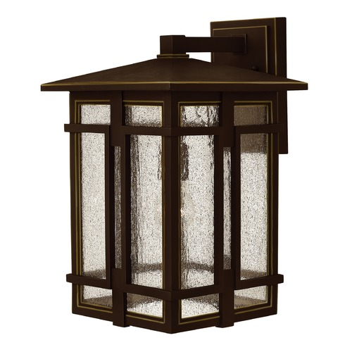 Hinkley Lighting Hinkley Lighting Tucker Oil Rubbed Bronze LED Outdoor Wall Light 1965OZ-LED