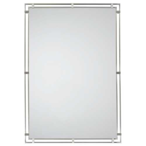 Feiss Lighting Parker Place Rectangle 22.5-Inch Mirror MR1089BS