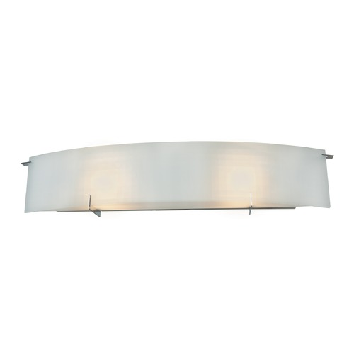 Access Lighting Access Lighting Oxygen Chrome LED Bathroom Light 62053LEDD-CH/CKF