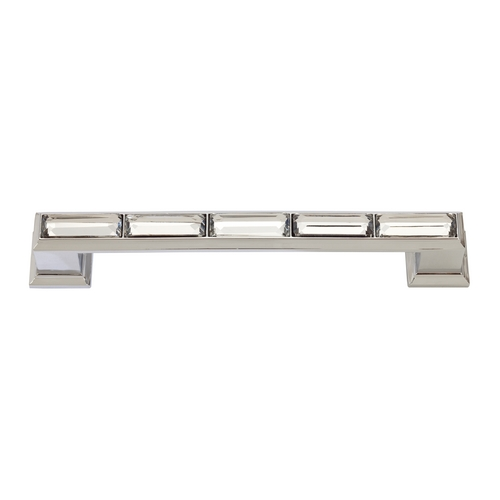 Atlas Homewares Modern Cabinet Pull in Polished Chrome Finish 342-CH