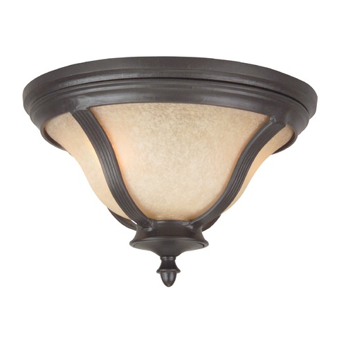 Craftmade Lighting Craftmade Lighting Frances II Oiled Bronze Close To Ceiling Light Z6117-92