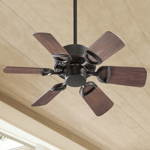 Quorum Lighting Quorum Lighting Estate Patio Old World Ceiling Fan Without Light 143306-95