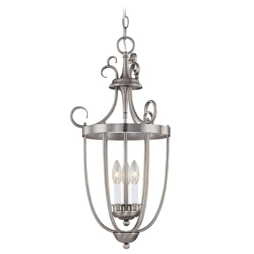 Savoy House Savoy House Pewter Pendant Light 3P-80200-3-69