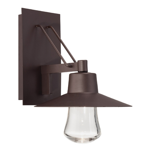 Modern Forms by WAC Lighting Modern Forms Suspense Bronze LED Outdoor Wall Light WS-W1915-BZ
