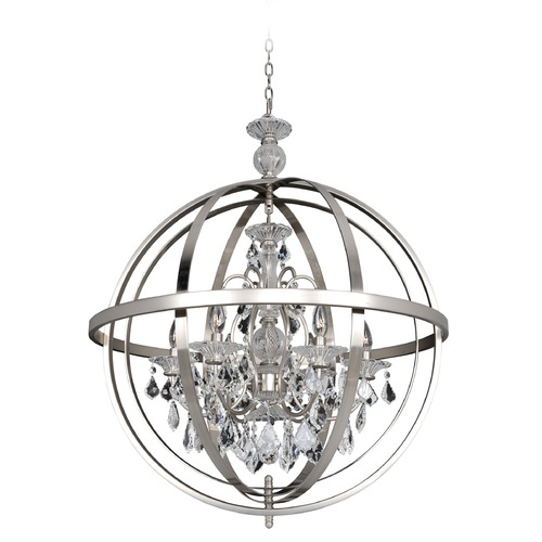 Allegri Lighting Catel 6 Light Pendant 026151-030-FR001