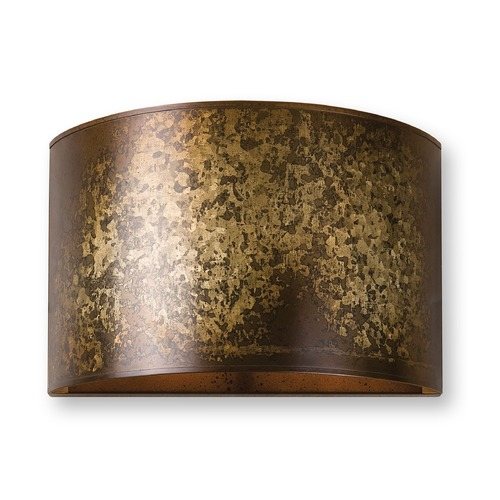 Uttermost Lighting Uttermost Wolcott 1 Light Golden Sconce 22500
