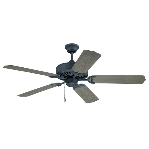 Craftmade Lighting Craftmade Lighting Porch Fan Oiled Bronze Ceiling Fan Without Light K11240