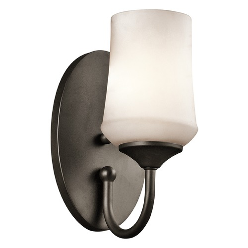 Kichler Lighting Kichler Lighting Aubrey Olde Bronze LED Sconce 45568OZL16