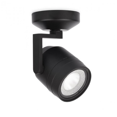WAC Lighting WAC Lighting Paloma Black LED Monopoint Spot Light 3000K 1185LM MO-LED522S-830-BK