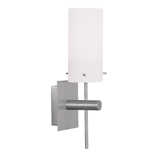 Livex Lighting Livex Lighting Brushed Nickel Sconce 9411-91