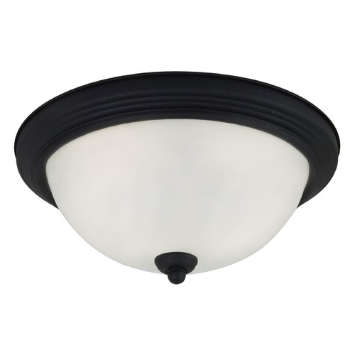 Sea Gull Lighting Sea Gull Lighting Ceiling Flush Mount Blacksmith LED Flushmount Light 7716591S-839