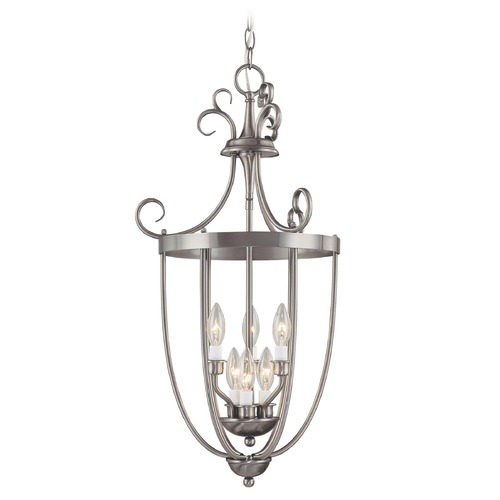 Savoy House Savoy House Pewter Pendant Light 3P-80201-6-69