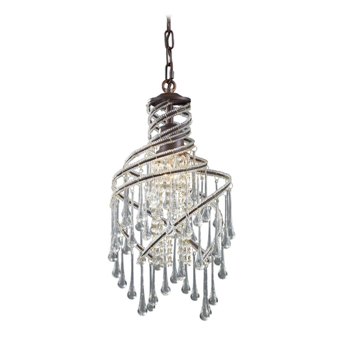 Elk Lighting Mini-Pendant Light 12002/1