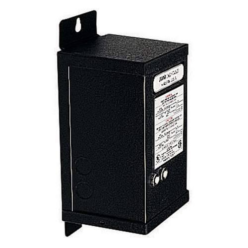 Juno Lighting Group Track and Rail Transformer in Black Finish MAGXFMR 2C 480W 120 12AC BL