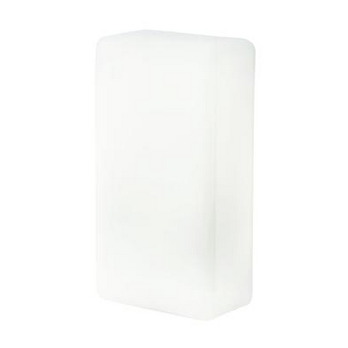 Access Lighting Access Lighting Brick White Outdoor Wall Light C20450OPLEN1113BS