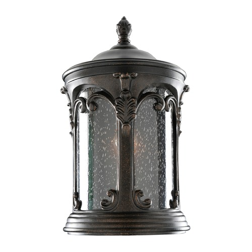 Kalco Lighting Kalco Shorecrest Burnished Bronze Outdoor Wall Light 401320BB