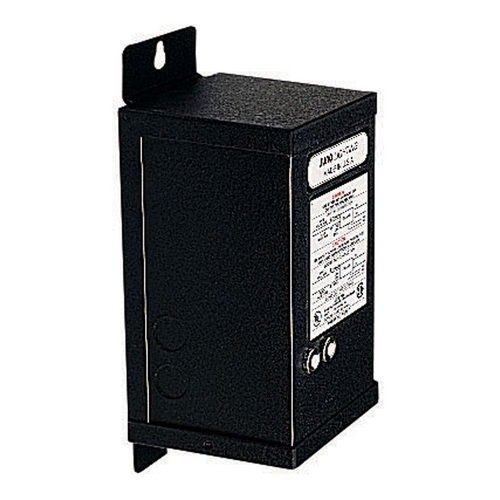 Juno Lighting Group Track and Rail Transformer in Black Finish MAGXFMR 1C 480W 120 24AC BL