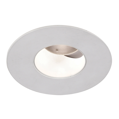 WAC Lighting Wac Lighting White LED Recessed Trim HR-2LED-T309N-C-WT
