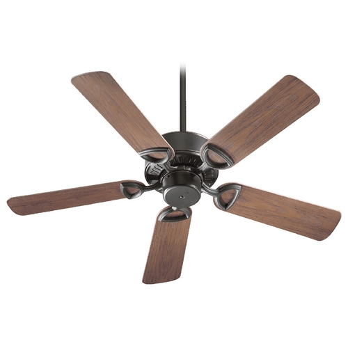 Quorum Lighting Quorum Lighting Estate Patio Old World Ceiling Fan Without Light 143425-95