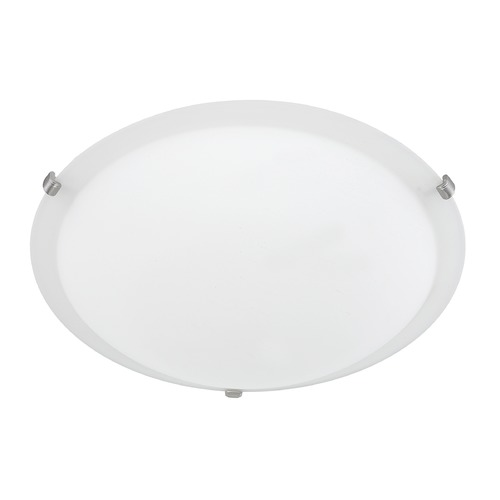 Capital Lighting Capital Lighting Capital Ceiling Wh Clips Included Flushmount Light 2820FF-SW