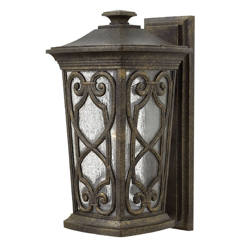 Hinkley Lighting Hinkley Lighting Enzo Autumn LED Outdoor Wall Light 2275AM-LED