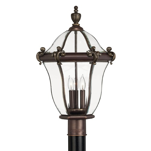 Hinkley Lighting 23-Inch Outdoor Post Light 2441CB