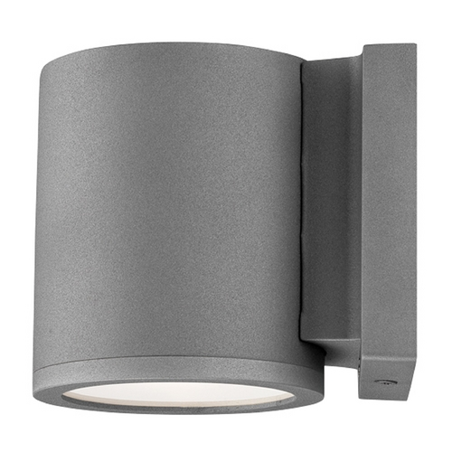 Modern Forms by WAC Lighting Modern Forms Tube Graphite LED Outdoor Wall Light WS-W2605-GH