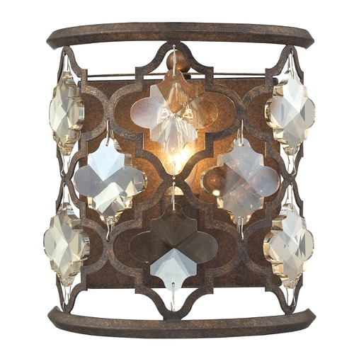 Elk Lighting Elk Lighting Armand Weathered Bronze Sconce 31095/1