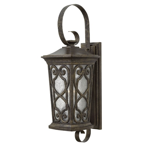 Hinkley Lighting Hinkley Lighting Enzo Autumn LED Outdoor Wall Light 2278AM-LED