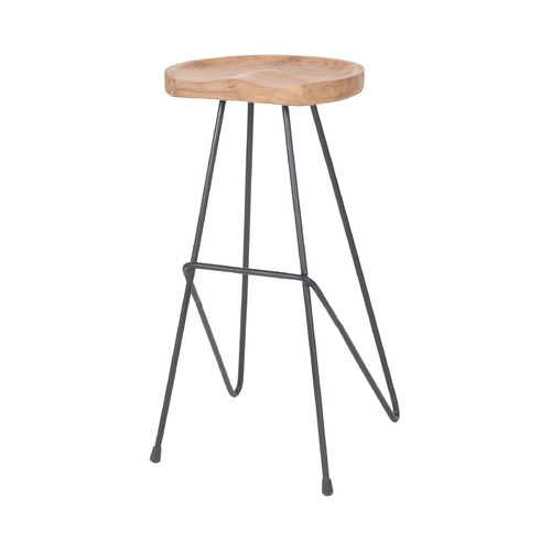 Sterling Lighting Sterling Backon Stool 7162-050