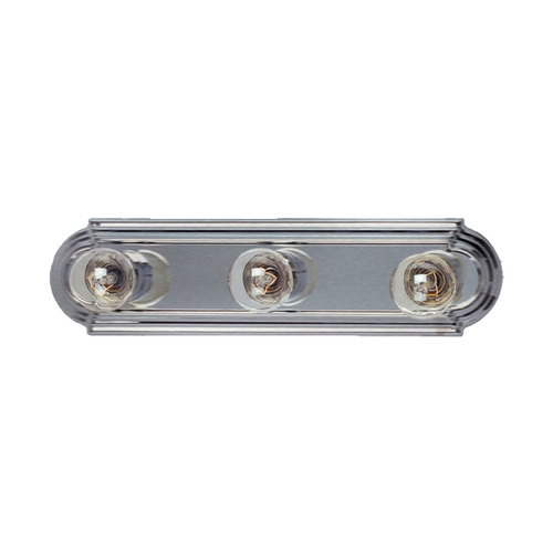 Maxim Lighting Maxim Lighting Essentials Satin Nickel Bathroom Light 7123SN