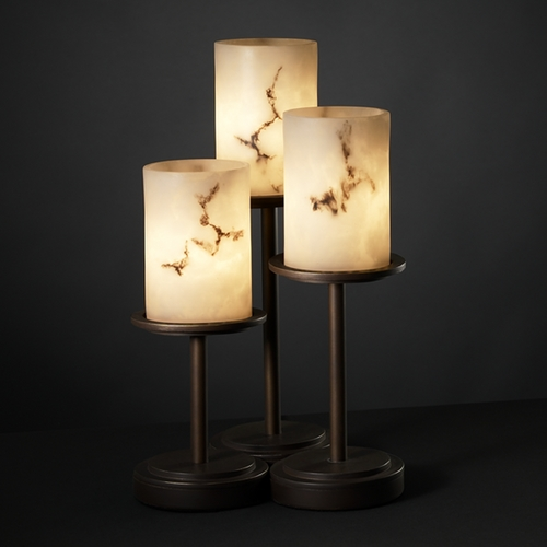 Justice Design Group Justice Design Group Lumenaria Collection Table Lamp FAL-8797-10-DBRZ