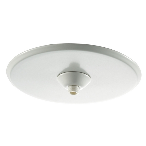 WAC Lighting Wac Lighting White Ceiling Adaptor QMP-1RN-TR-WT