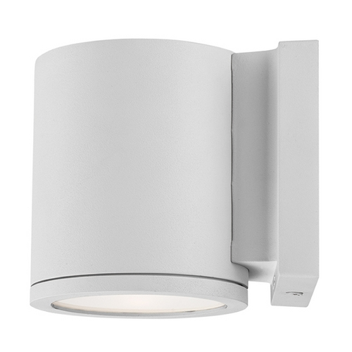 Modern Forms by WAC Lighting Modern Forms Tube White LED Outdoor Wall Light WS-W2605-WT