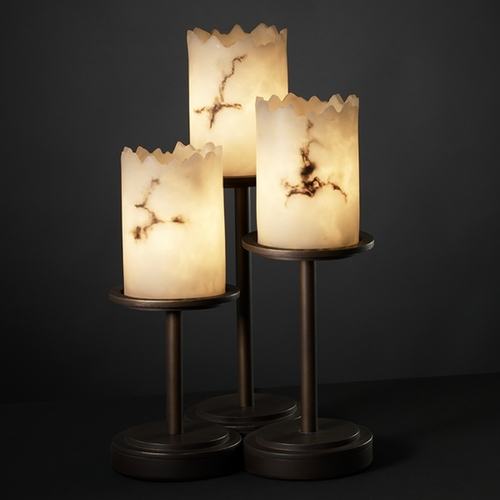 Justice Design Group Justice Design Group Lumenaria Collection Table Lamp FAL-8797-12-DBRZ