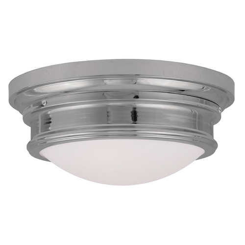 Livex Lighting Livex Lighting Astor Chrome Flushmount Light 7343-05