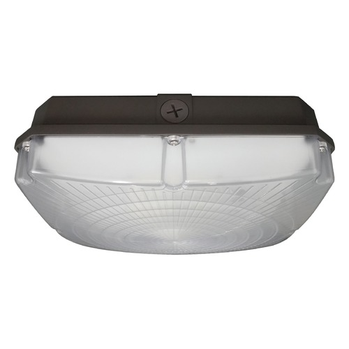 Satco Lighting Satco Lighting Bronze LED Close To Ceiling Light 65/143