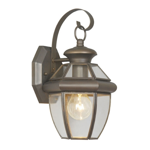 Livex Lighting Livex Lighting Monterey Bronze Outdoor Wall Light 2051-07