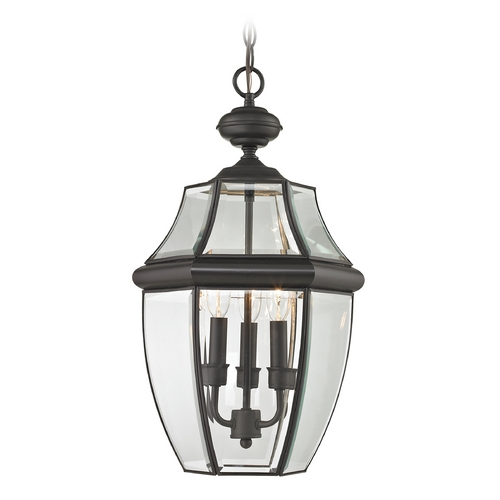 Cornerstone Lighting Cornerstone Lighting Ashford Oil Rubbed Bronze Outdoor Hanging Light 8603EH/75