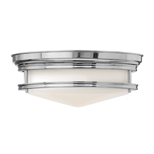 Hinkley Lighting Hinkley Lighting Hadley Chrome Flushmount Light 3301CM-GU24