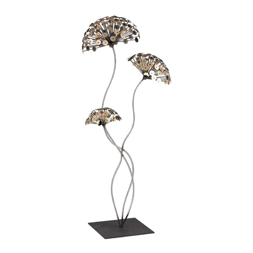 Dimond Lighting Dandelion Metal Sculpture 153-010
