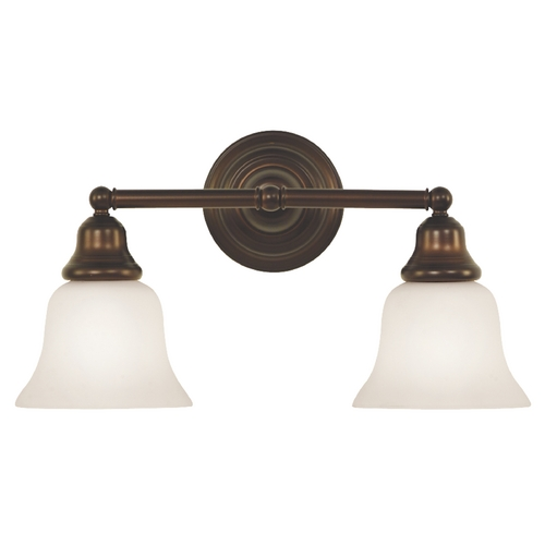 Dolan Designs Lighting Two-Light Bathroom Light 492-30